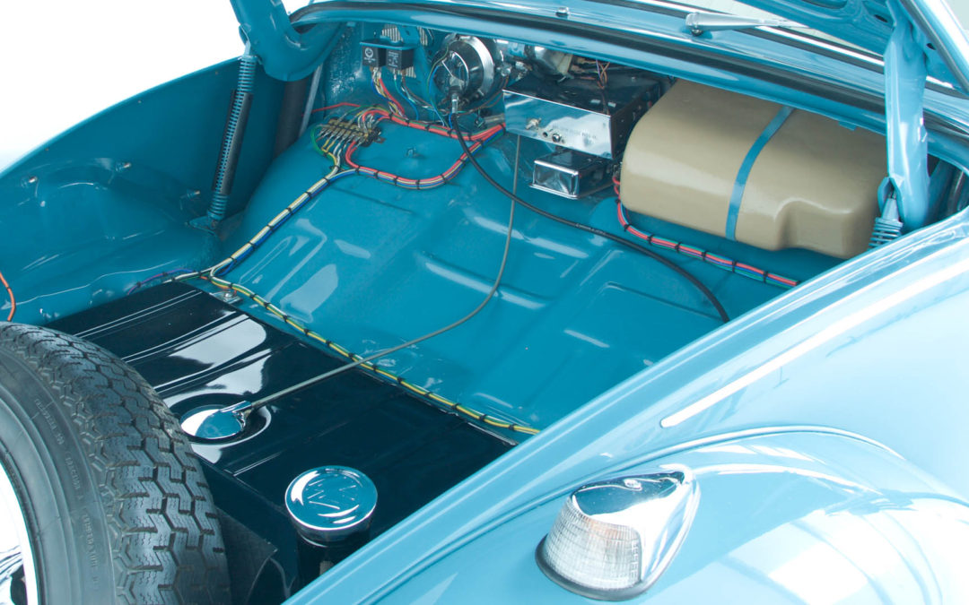Classic Car Electrical Upgrades