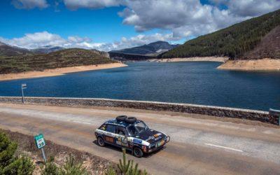 Puff the Magic Wagon – Austin Maxi Rally Car